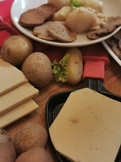 Roots Vegan Food - Frowmage Fumé façon raclette - A trancher - 400g