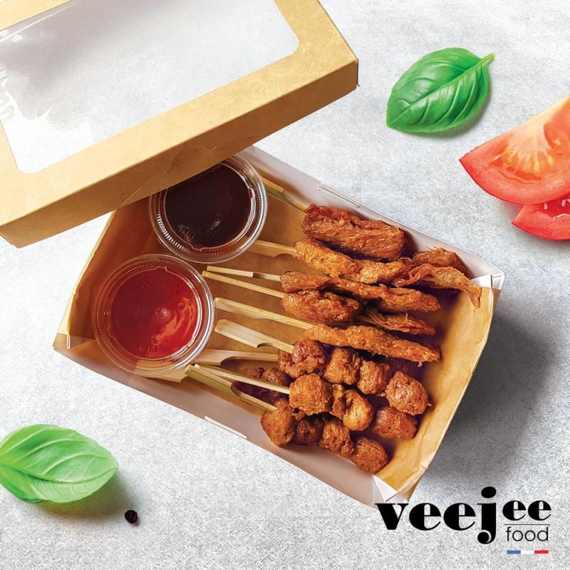 Box 10 Brochettes Végétales - VeeJee Food