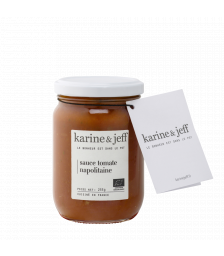 Karine & Jeff - Sauce tomate napolitaine
