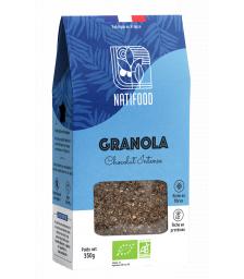 Natifood - Granola Chocolat Intense - 350 g