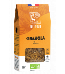 Natifood - Granola Curry - 200 g