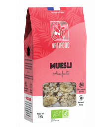 Natifood - Muesli Aux Fruits - 350g