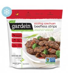 "Gardein - Lamelles végétales ""Beefless"""