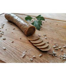 Roots vegan food - Cisson vegan Fwa gras graines de tournesol