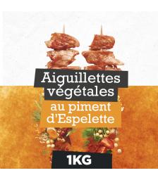 Aiguillettes végétales au Piment d'Espelette - Les nouveaux fermiers