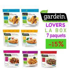 GARDEIN LOVERS (7PCS) - LA BOX
