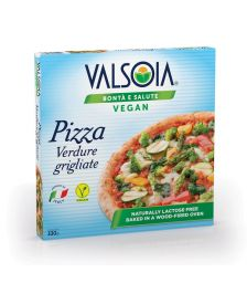 Pizza Aux Légumes Grillés (330g) - Valsoia
