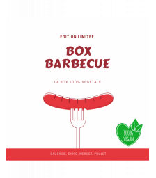 Box Barbecue Veggie 4.5 KG