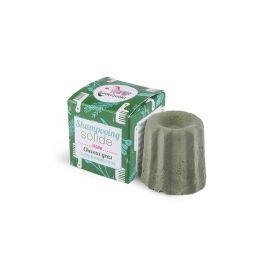 Lamazuna - Shampoing Solide - Cheveux Gras - Herbes Folles