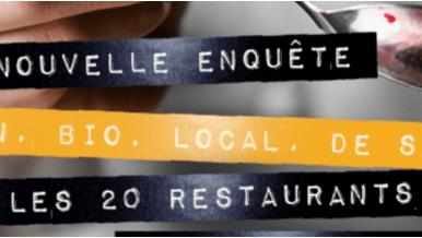 Top 20 des restaurants vegan